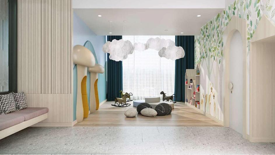Swedish luxury appartment
