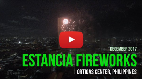 Estancia at Capitol Commons, Fireworks Show 2017 Drone Video